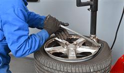 riparare pneumatico