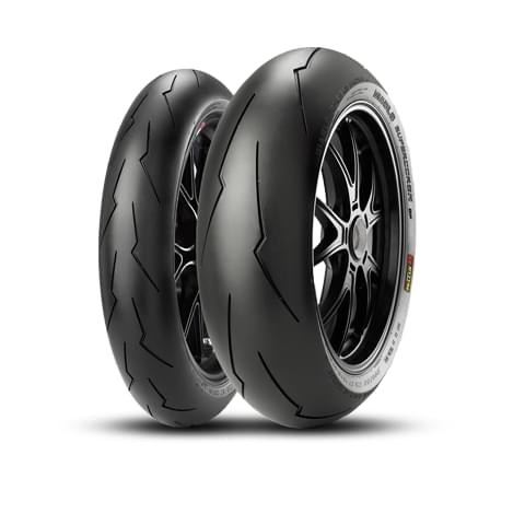 PIRELLI Supercorsa Sp V2